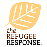 logo for the refugee response organization